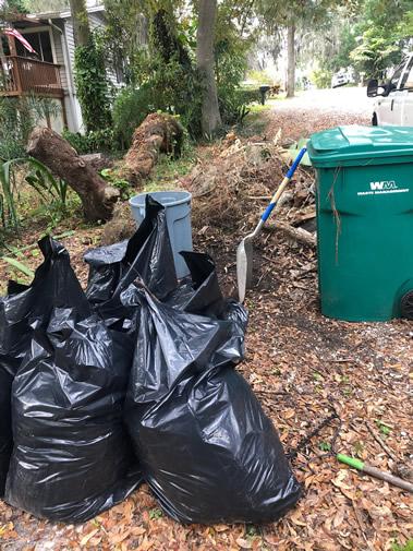 St Pete Junk Removal Hauling Demolition Landscape Derbis Removal Storm Cleanup Property Cleanout