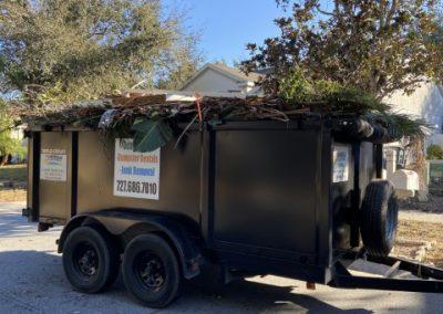 St Pete Junk Removal Hauling Demolition Landscape Debris Removal Storm Cleanup Property Cleanout